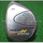 CLEVELAND HIBORE 15* FAIRWAY WOOD ALDILA 75 FLEX S