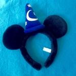 พร้อมส่งค่ะ ที่คาดผม Mickey Mouse the sorcerer จาก Tokyo Disney