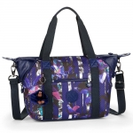 พร้อมส่งค่ะ Kipling basic Plus Capsule Urban Flower BL Handbag/ Shoulder Bag