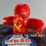 [บาคุกัน] Bakugan Reaper 320g Red Pyrus