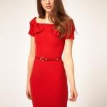 ASOS Evening slim dress