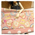 MARCH58Pack1 : ผ้าจัดเซต 2 ชิ้น ผ้าญี่ปุ่น +ผ้าหาได้ในตลาดไทย ขนาดผ้าแต่ละชิ้น 25-27 X 45-50cm