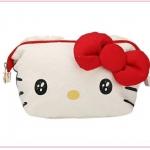 พร้อมส่งค่ะ กระเป๋าใส่เครื่องสำอางค์ Sanrio ผ้าแคนวาส