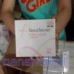 Seoul Secret Purify Aging Cream โซล ซีเครท เพียวริฟาย เอจจิ้ง ครีม ขนาด 30 กรัม
