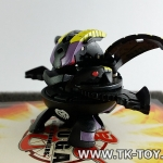 Bakugan New Vestroia Darkon (Black) Percival (หมุนได้)