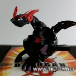 (บาคุกันของแท้) Bakugan Vestroia: Darkus (Black) NEO DRAGONOID [MG]