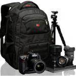 กระเป๋ากล้องสะพายหลัง backpack