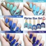 Nail Vita Alpha Marine Blue