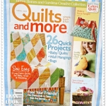 USEDCbook8 : Quilts and more แมกกาซีนปี 2009 มีแบบงานพร้อมแพท 26 Projects 104 หน้า