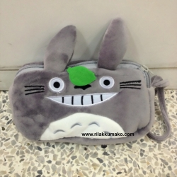 กระเป๋า 2ซิป ลาย โตโตโร่ Totoro