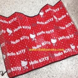 ที่บังแดดในรถ ลาย คิตตี้ Hello Kitty #5