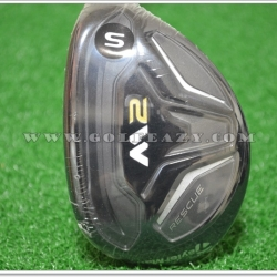 NEW TAYLORMADE M2 RESCUE 22* 4 HYBRID TAYLOR MADE M-2 FLEX S