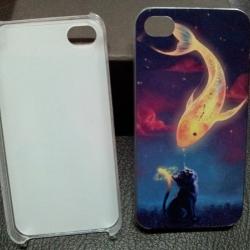 case iphone 4/4s พลาสติก 9