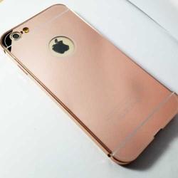 เคสไอโฟน 5/5s บัมเปอร์มีแผ่นหลัง
