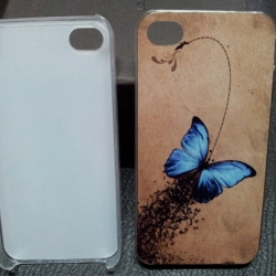 case iphone 4/4s พลาสติก 52