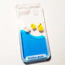 เคสไอโฟน 6 Plus ลายเป็ดเล่นน้ำ
