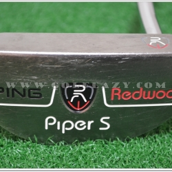 """PING REDWOOD PIPER S 34"""" PUTTER"""
