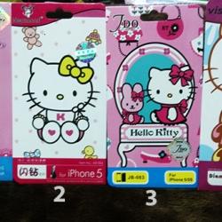 ฟิล์ม iphone 5/5s set 7