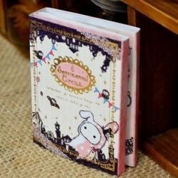 กระดาษโน้ต Sentimental Circus 1แพ็ค มี 6เล่มย่อยๆด้านใน 6ลาย