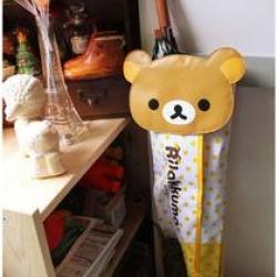 ที่เก็บร่ม หลังเบาะรถ ลาย Rilakkuma ริลัคคุมะ หมีขี้เกียจ (สั่งซื้อ3อัน เหลืออันละ 230บาท)