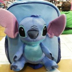 กระเป๋านักเรียน กระเป๋าเป้ สติช Stitch