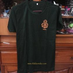 เสื้อยืด ร.ด. คอกลม สกรีนอกซ้าย (สั่งซื้อ12ตัว เหลือตัวละ 80บาท)