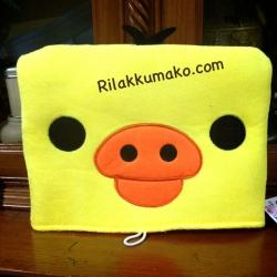 กระเป๋าไอแพด รุ่นใหม่ ลายลูกเจี๊ยบ Kiiroitori