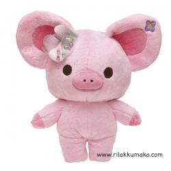 San-X ตุ๊กตา Piggy Girl หมูน้อยสีชมพู