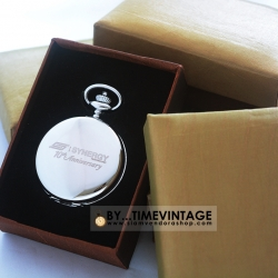 แบบกล่องรรจุของที่ระลึก ของพรีเมี่ยม สำหรับนาฬิกาพก Premium โดย สยามเวนเดอร่า