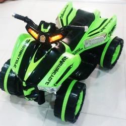 รถแบตเตอรี่เด็ก ATV รุ่นใหม่ 2 มอเตอร์