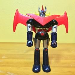 หุ่นเหล็ก Mazinger Z มาชินก้า ยิงแขนได้