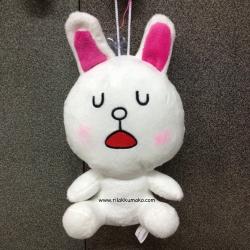 [ลดราคา]ตุ๊กตาไลน์ Line Character: Cony กระต่าย โคนี่ ขนาด 20cm หลับตาพริ้ม #3