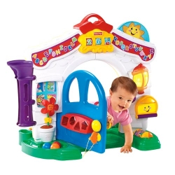ประตูบ้านยอดฮิต : Fisher Price Learning Home