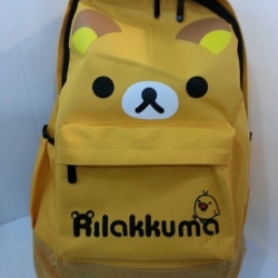 กระเป๋าเป้ ลาย ริลัคคุมะ Rilakkuma
