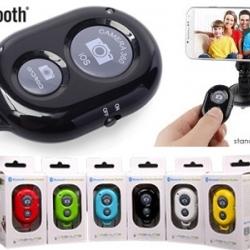 รีโมทถ่ายรูปไร้สาย Bluetooth remote shutter