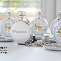 นาฬิกาพกของขวัญ ของที่ระลึก สำหรับเป็น ของขวัญพรีเมี่ยม ทุกโอกาสพิเศษ คอลเลคชั่นหรูพรีเมี่ยม คลาสสิค