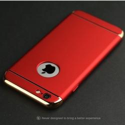 เคสไอโฟน 5/5S/SE สีแดง