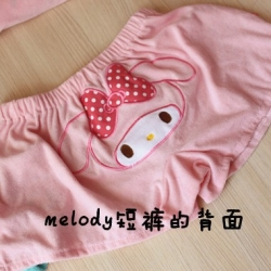 กางเกงขาสั้น ลาย มาย เมโลดี้ My Melody