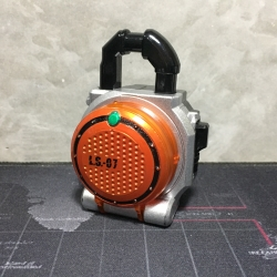 Kamen Rider Gaim DX L.S.-07 Orange Lock Seed (ส้ม)