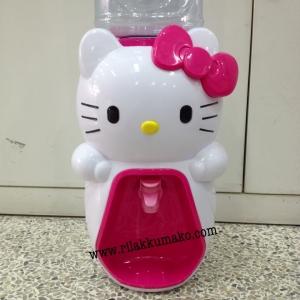 ถังกดน้ำ ลาย Hello Kitty คิตตี้ บรรจุ 2500cc