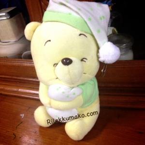 ตุ๊กตา หมีพูร์ Pooh ขนาด 6นิ้ว