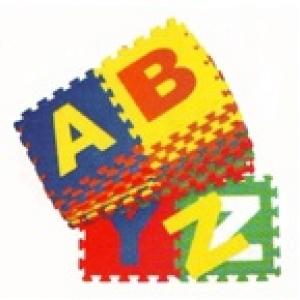 แผ่นรองคลาน ภาษาอังกฤษ A-Z ฝึกทักษะลูกน้อย พร้อมกับ ความปลอดภัย ของลูกน้อยวัยเริ่มคลาน เริ่มซน