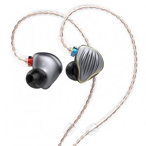 หูฟัง FiiO FH5 (รุ่นเรือธง 3BA+1DD)