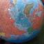 ลูกโลกPVCขนาดเส้นผ่าศูนย์กลาง 32 Cm. thumbnail 8