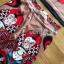 เซ็ตเสื้อแขนกุดและกางเกงพิมพ์ลาย Queen of Heart thumbnail 7