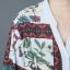 เสื้อเชิ้ตแขนยาวพิมพ์ลายดอกไม้ thumbnail 5