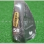 NEW CLEVELAND 588 RTX 2.0 CB BLACK SATIN WEDGE 58* LOB WEDGE thumbnail 2