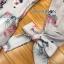 เชิ้ตเดรสผ้าชีฟองพิมพ์ลายดอกไม้ thumbnail 7
