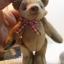ตุ๊กตาหมีผ้าขนสีน้ำตาลขนาด 13 cm. - Herbie thumbnail 5