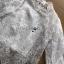 เสื้อผ้าลูกไม้สีขาว thumbnail 9